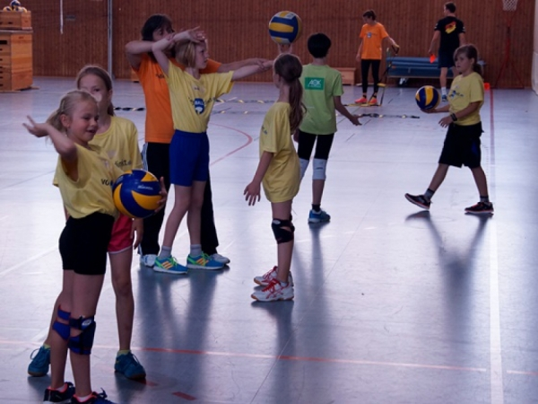 Esslinger Volleyball Trainingscamp 2015