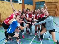Damen 2 gewinnt 3:0 gegen Kirchheim