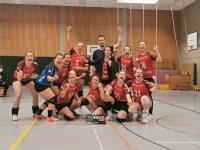 Sieg für Damen 2 zum Saisonauftakt