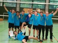 Württemberigischer Vizemeister U17 Volleyball